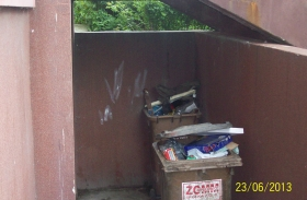 Śmieci w spółdzielni