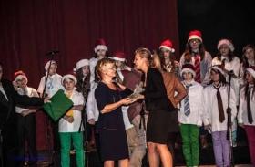 Noworoczny koncert kolęd w Brzezińce